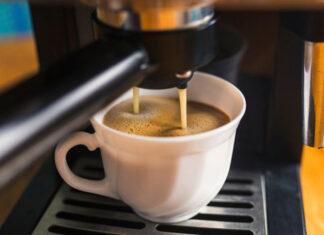Wynajem ekspresu do kawy